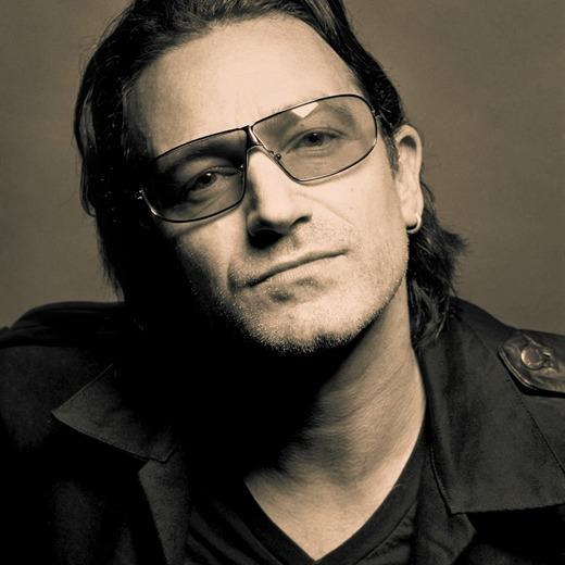 Bono dice 'estar harto' de Bono