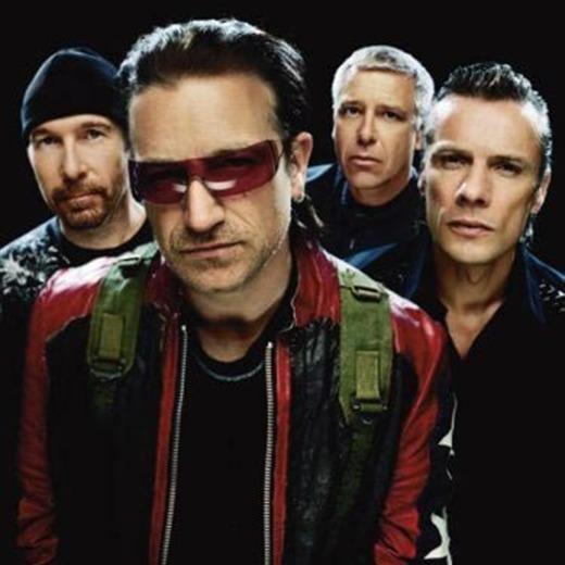 Bono y Barack Obama, las celebridades más influyentes del mundo