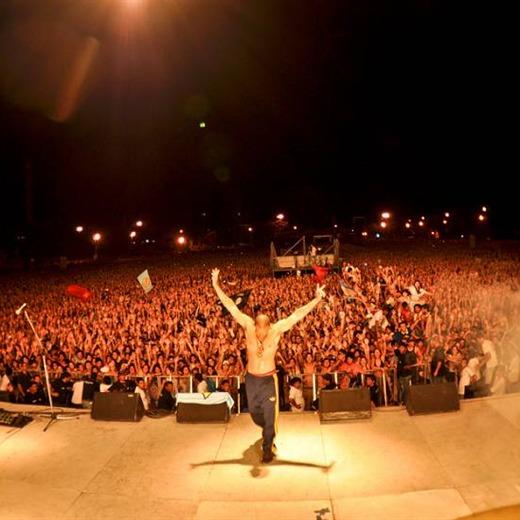 Calle 13 Obtiene tremendo éxito en Argentina