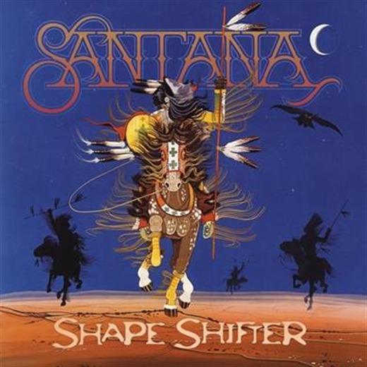 'Shape Shif ter' es el título del nuevo álbum Carlos Santana