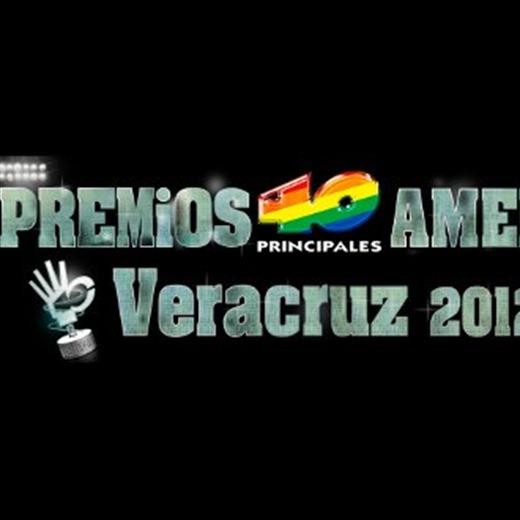 Los 40 Principales Costa Rica en Premios 40 Veracruz- México.