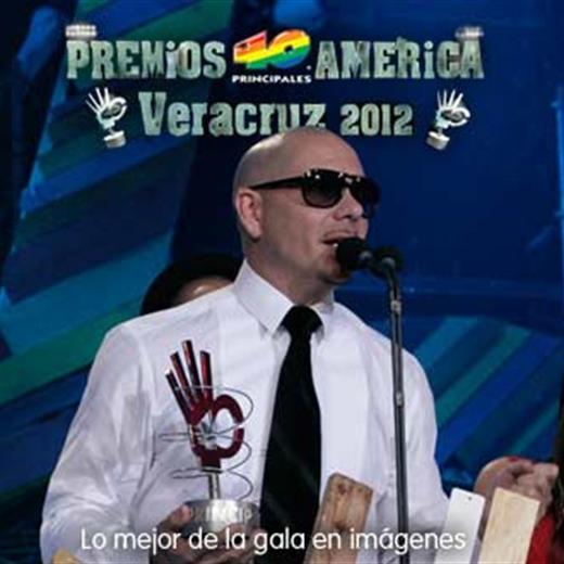 Ganadores Premios 40 Principales América