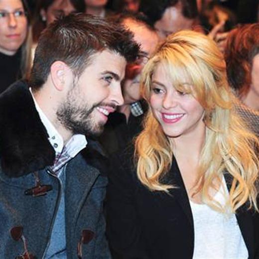 Shakira y Piqué... ¡Ya son papás!