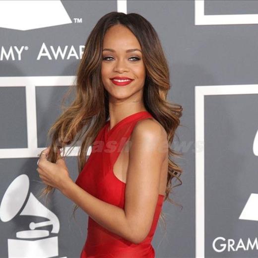 Rihanna se coronó como la reina de GRAMMY