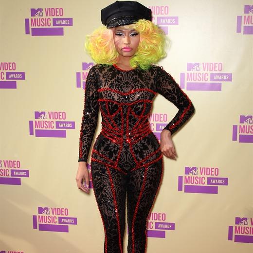 Nicky Minaj vuelve a arremeter contra Mariah Carey