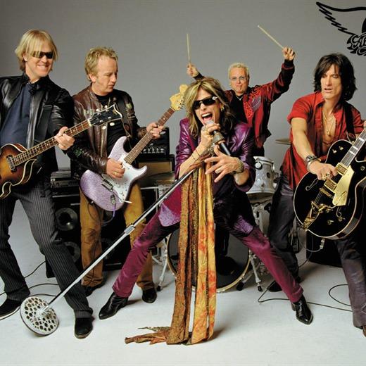 Por tercera ocasión Aerosmith dará concierto en nuestro país