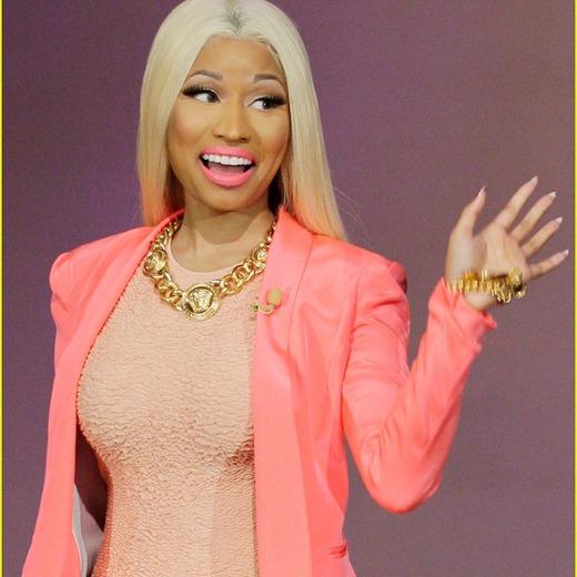 Nicki Minaj, otro escandaloso topless