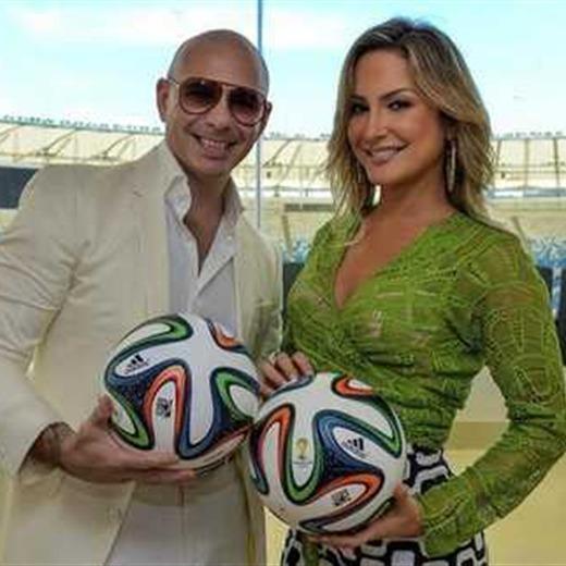 Jennifer López, Pitbull y Claudia Leitte cantarán el tema oficial del mundial Brasil 2014