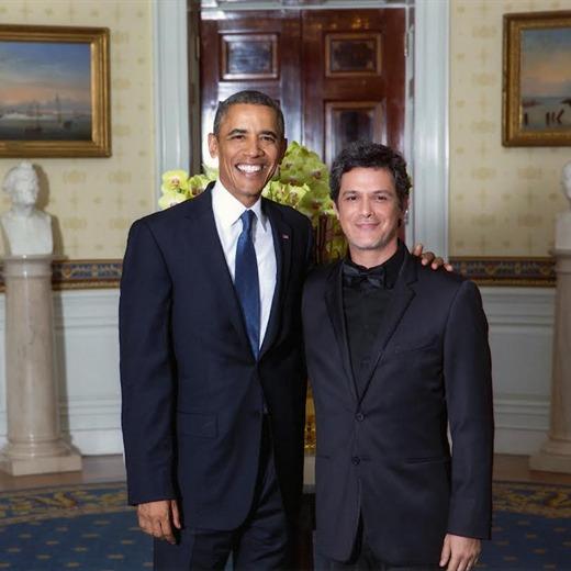 Obama responde a la petición de Alejandro Sanz