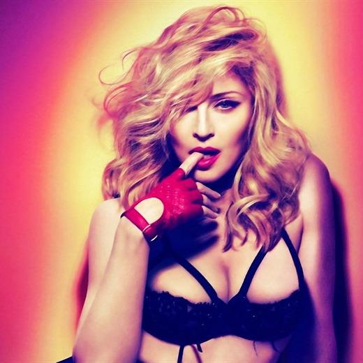 Madonna anuncia  colaboración con Avicii