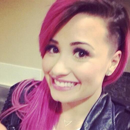 Demi Lovato se rapa