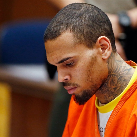 Chris Brown irá a la cárcel