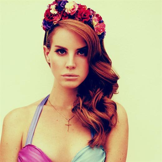 Lana Del Rey promociona `Ultraviolence'