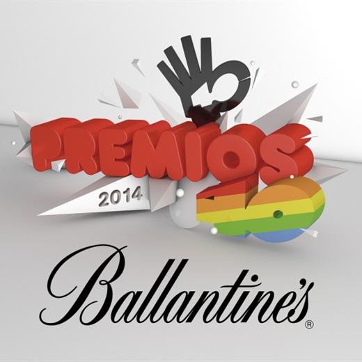 Reviví  Los Premios 40 Ballantines