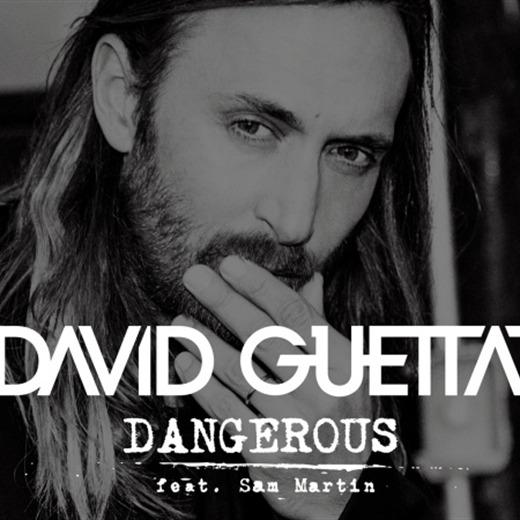 David Guetta y Sam Martin arrasan con Dangerous