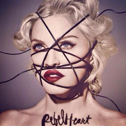 Oficialmente Madonna estrenó el álbum Rebel Heart