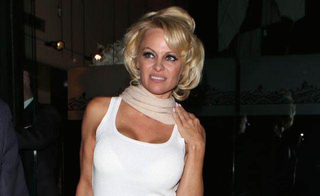Pamela Anderson aprueba la relación de Bella Thorne con su hijo