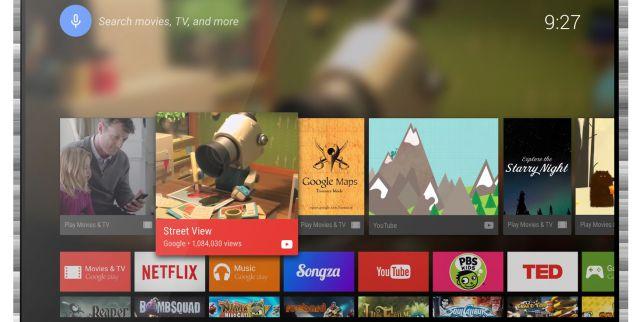 Android renovará la forma de ver televisión