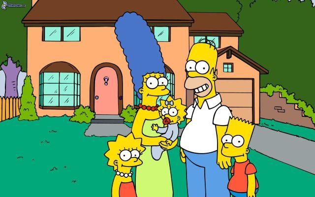Los Simpson renuevan y tendrán 2 temporadas más