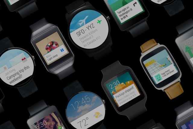 Relojes de Android serán compatibles con iPhone