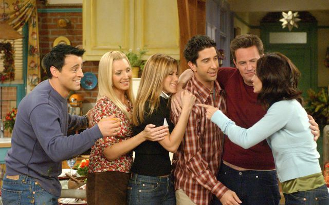 El final alternativo y perturbador de 'Friends'