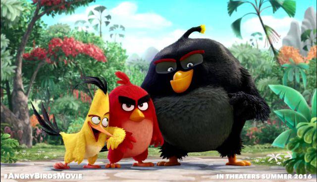 Angry Birds llegará a la pantalla grande