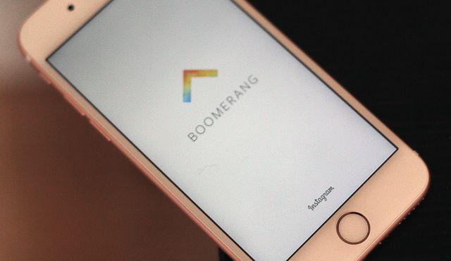 Boomerang, el app para crear fotos con movimiento