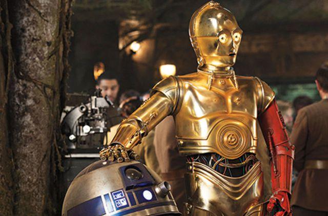 C-3PO te guiará en las calles ticas