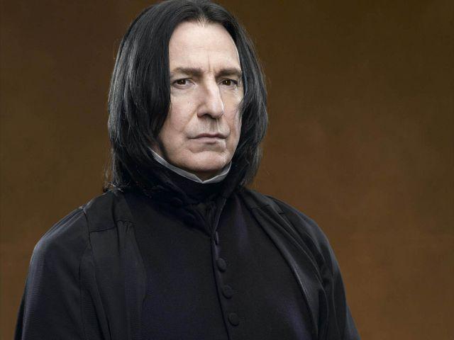 El secreto de Snape