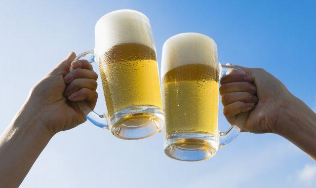 Arena, sol y birras