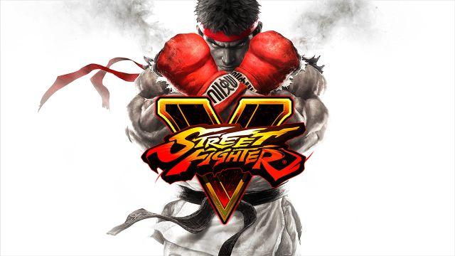 Conocé el nuevo Street Fighter V