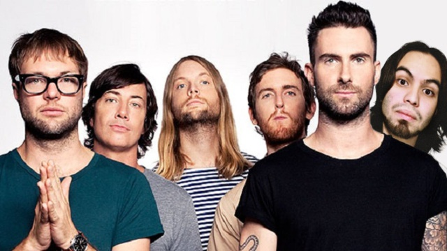 ¡Maroon 5 en Costa Rica!