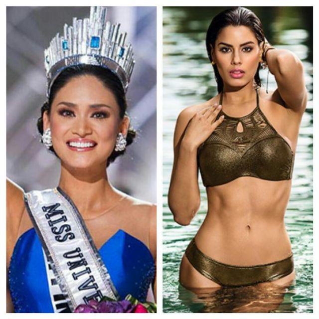 Miss Universo presenta oficialmente a su novio