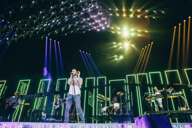 Maroon 5 ya vendió el 90% de las entradas