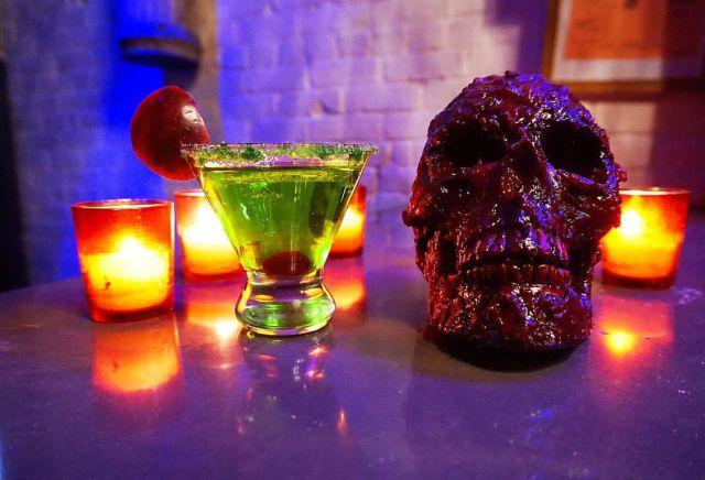 Bar temático de Tim Burton abrió sus puertas