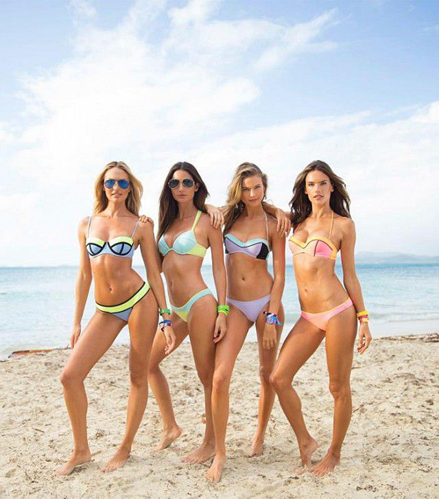 No más trajes de baño en Victoria Secret