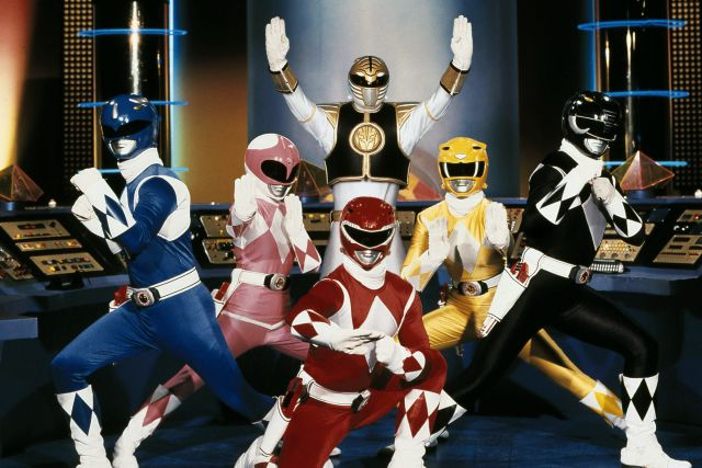 Se dan a conocer los detalles de los nuevos Power Rangers