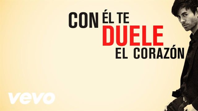 Enrique Iglesias estrena nuevo vídeo
