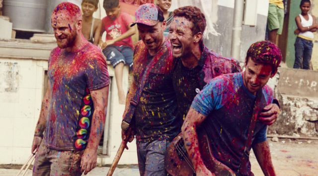 Coldplay estrena el video de 'Up&Up'