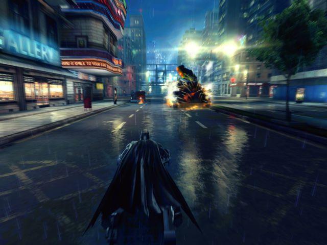 Warner Bros confirma el juego 'Batman: Return to Arkham'