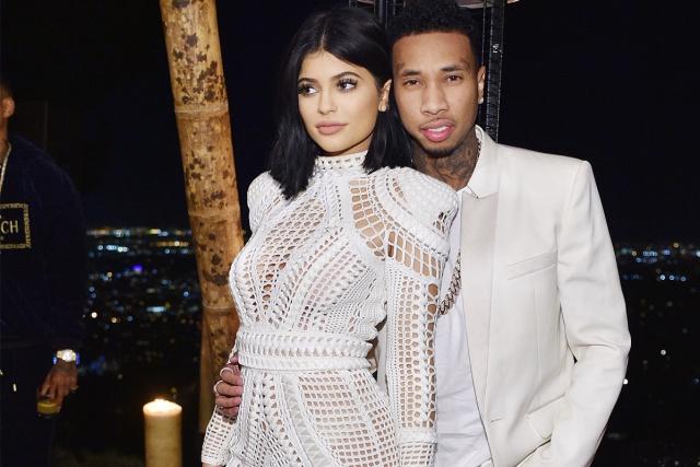 Filtran vídeo sexual de Kylie Jenner con Tyga
