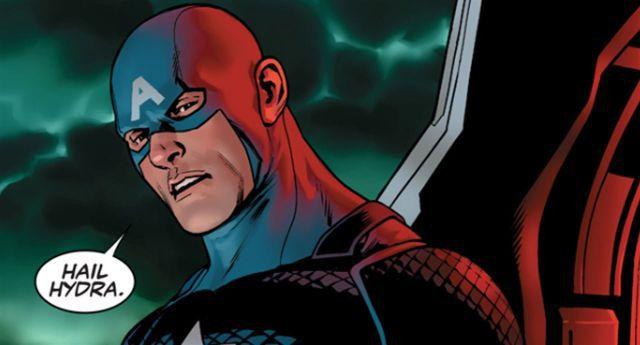 ¿Capitán América malo?
