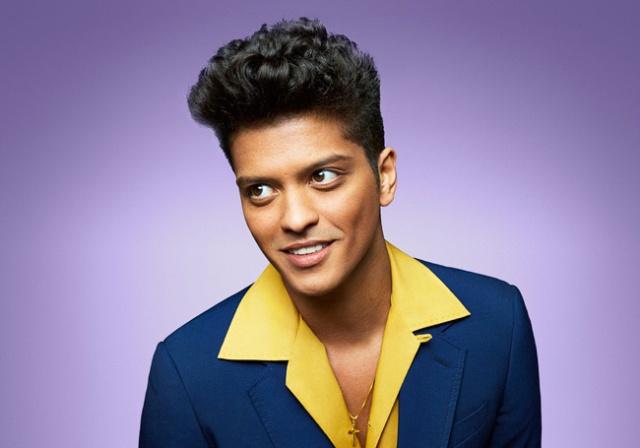Bruno Mars prepara nuevo hit junto a Skrillex