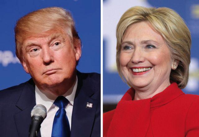 Donald Trump Vs. Hillary Clinton: ¿En cuál bando estás?