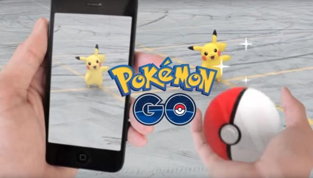Celebridades adictas a Pokémon Go