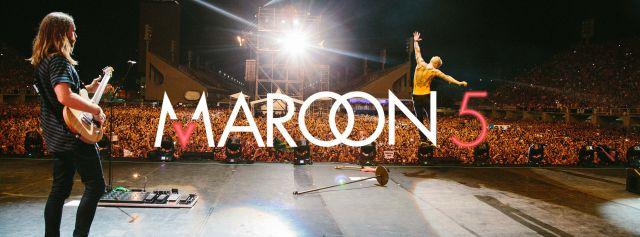 Tenés que saberte estas canciones para el concierto de Maroon 5