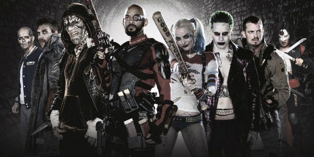 Nuevo trailer de Suicide Squad