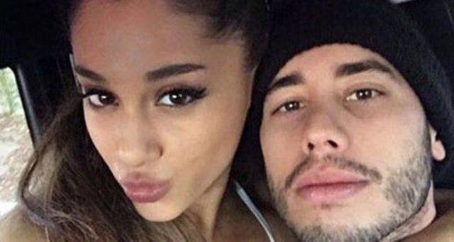 Ariana Grande confirma ruptura con su novio