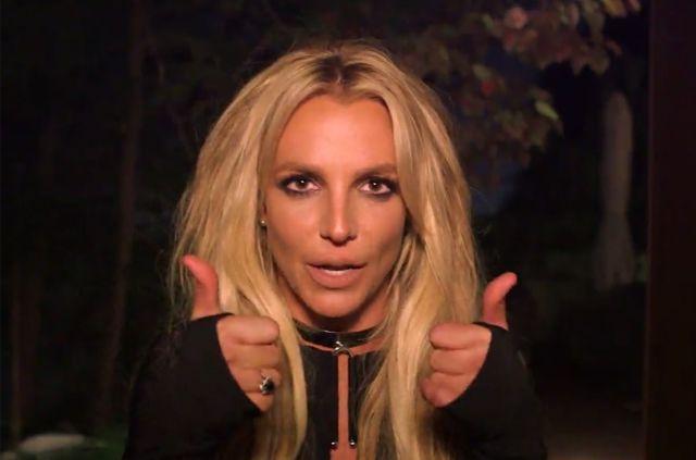 Britney Spears se desquita con Jimmy Kimmel