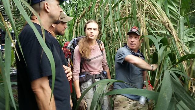 Escenas de Suicide Squad fueron grabadas en Costa Rica
